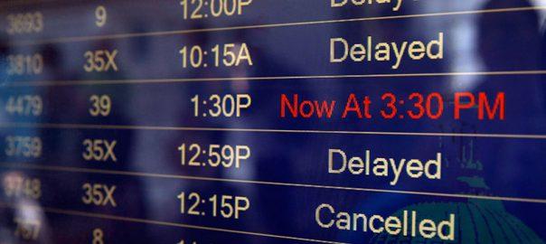 به این صورت تاخیر و یا کنسلی پرواز خود را مدیریت نمایید