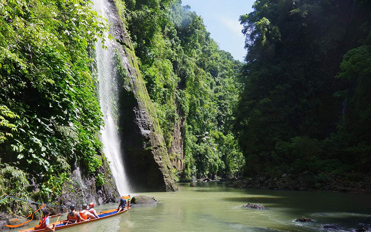 آبشار پاگسانجان