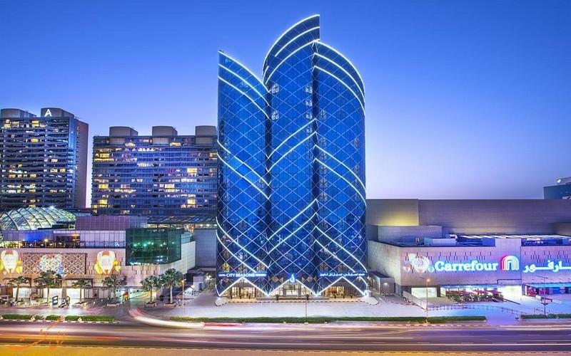 هتل سیتی سیزنز تاورز دبی