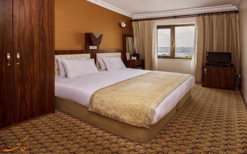 هتل 3 ستاره الان استانبول