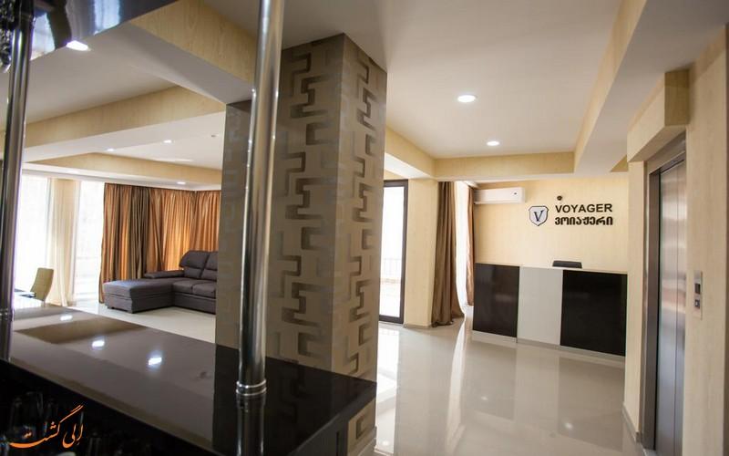 هتل 3 ستاره ویاگر تفلیس