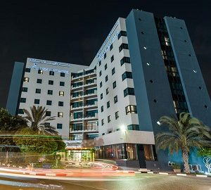 هتل عربین پارک دبی