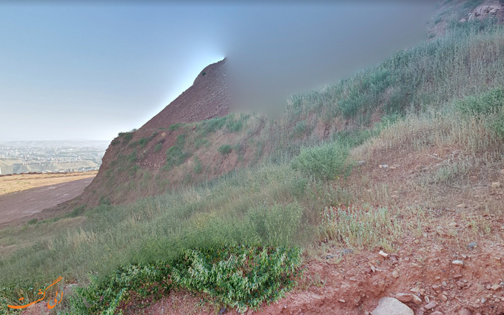 آب و هوای کوه عینالی
