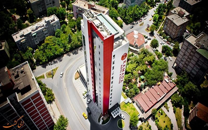 هتل رامادا آتاکوی استانبول