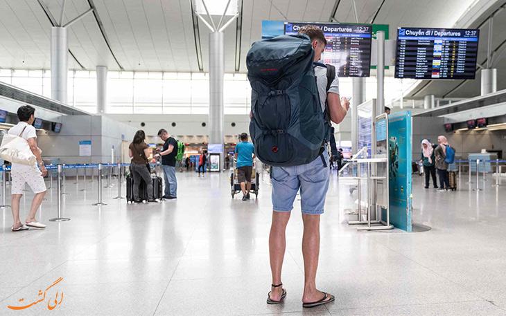 امکانات فرودگاه هانوی