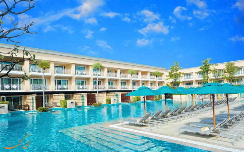 هتل میلنیوم ریزورت پاتونگ در پوکت