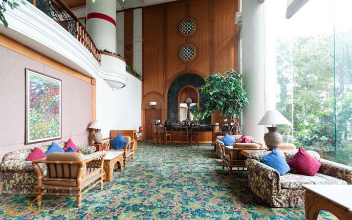 هتل منتین ریورساید بانکوک
