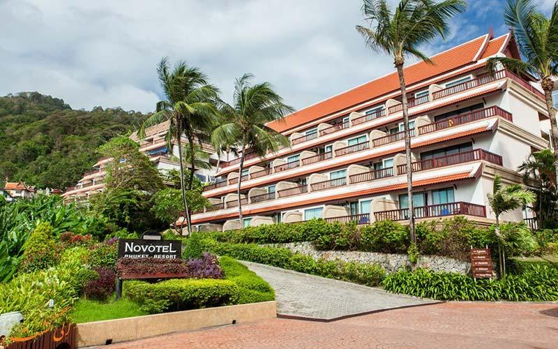 هتل نووتل ریزورت در پوکت