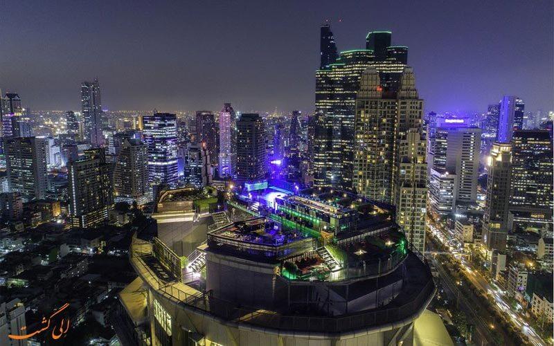 هتل اوکس بانکوک ساتورن