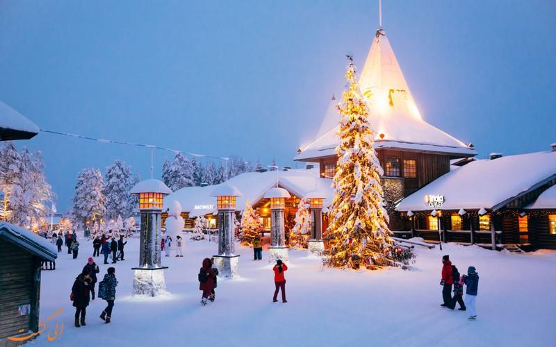 کریسمس در لاپلند