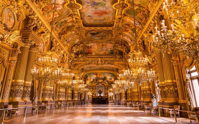 سالن اپرای پاله گارنیه