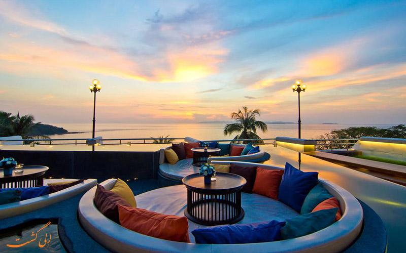 هتل رویال بیچ کلیف تراس در پاتایا