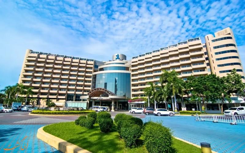 هتل رویال بیچ کلیف تراس پاتایا
