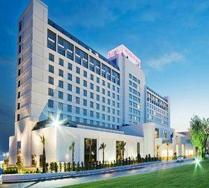 بهترین هتل های 5 ستاره آنکارا