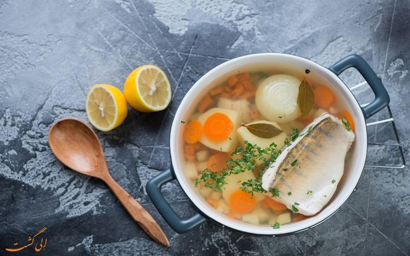 سوپ اوخا