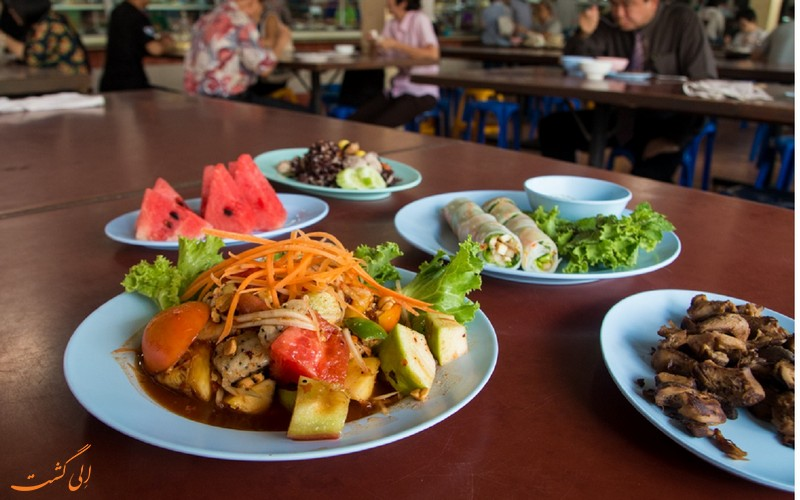 رستوران چاملانگ آسوک