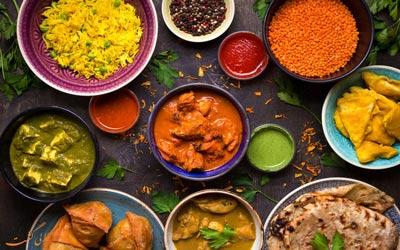 معروف ترین غذاهای هندی