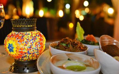بهترین رستوران های منطقه جمیرا دبی