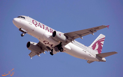 پروازهای قطر ایرویز