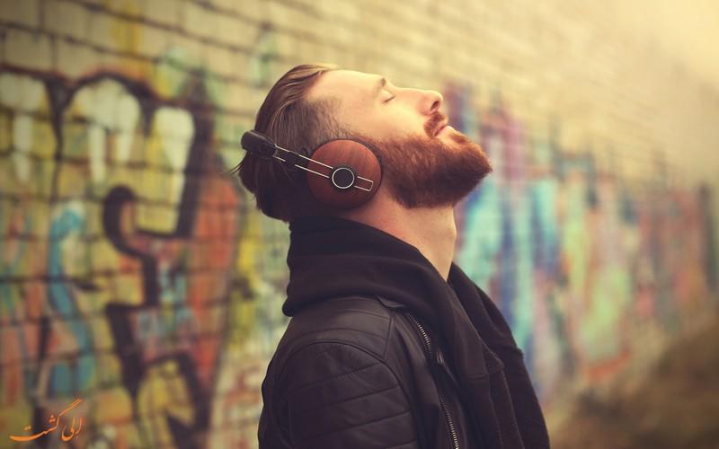 موسیقی در سفر