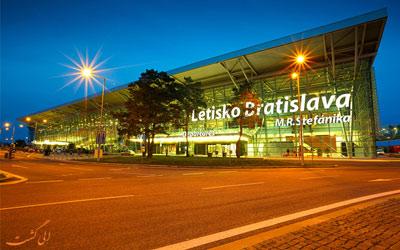 فرودگاه براتیسلاوا