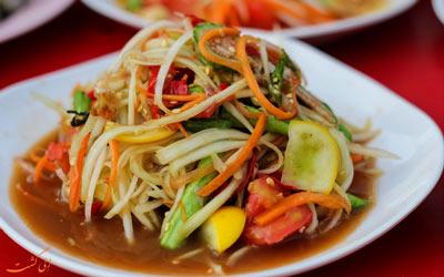 بهترین رستوران های ارزان بانکوک