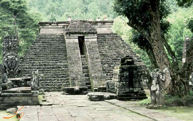 شباهت بین تمدن های باستانی و اهرام اندونزی
