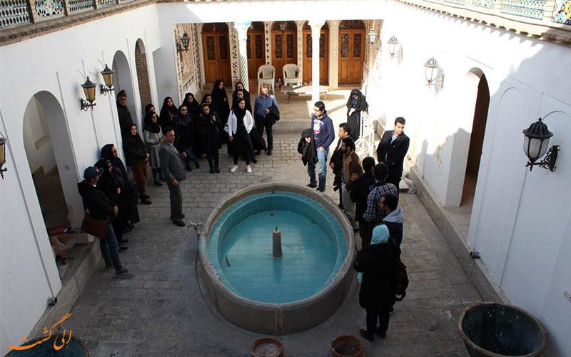 بازدید از خانه ملا باشی اصفهان