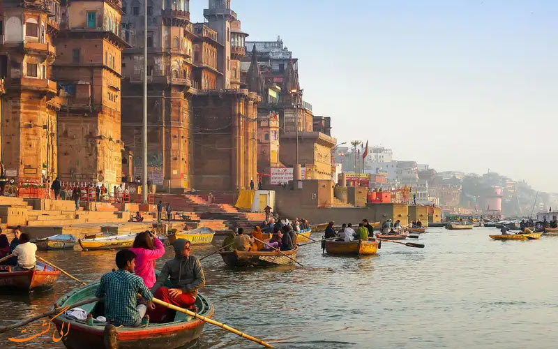 جاذبه های هند و حقایقی از هند