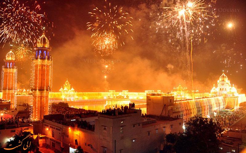 جشن دیوالی و حقایقی از هند