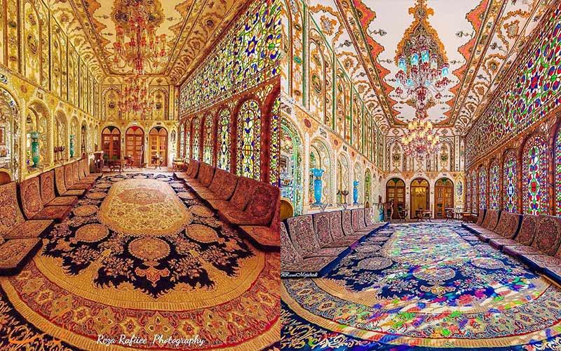 خانه ملا باشی اصفهان و داستان مالک آن