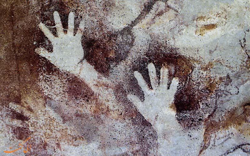 نقاشی از دستان و شباهت بین تمدن های باستان