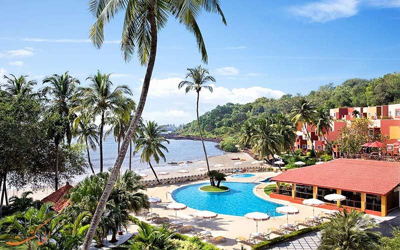 سیداد دو گوا-بهترین هتل های 5 ستاره گوا