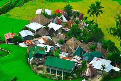 شالیزارهای بانائو فیلیپین و باتاد