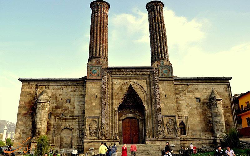 شهر ارزوروم-جاذبه های شرق ترکیه