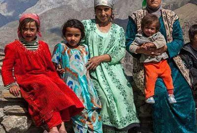 مردم یاقنوبی تاجیکستان-الی گشت