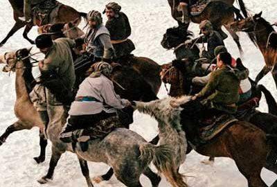 مراسم بزکشی افغانستان-الی گشت