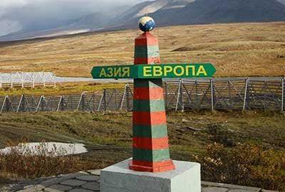 مرز بین اروپا و آسیا-الی گشت