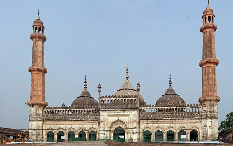 مسجدهای هند-حقایقی از هند