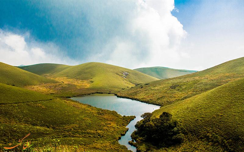 دریاچه های مونار هند-تاپ استیشن