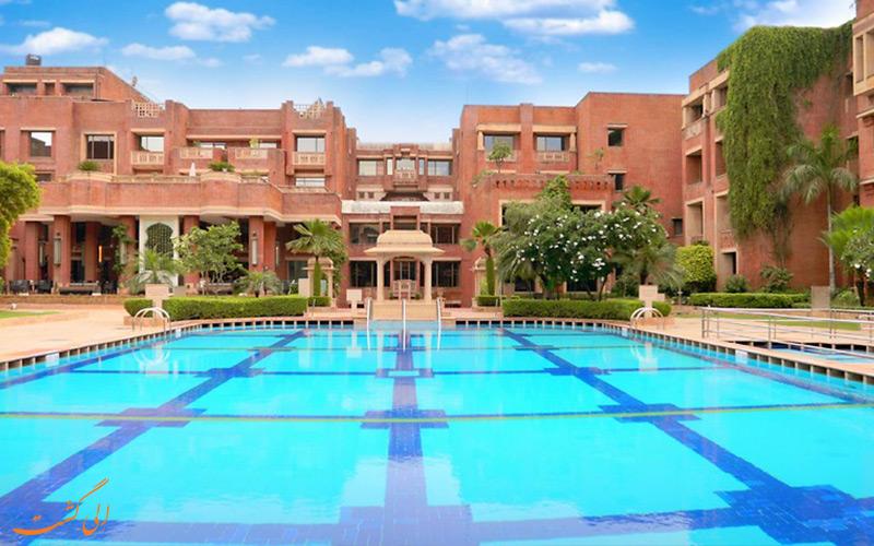 هتل آی تی سی جیپور-بهترین هتل ههای 5 ستاره جیپور