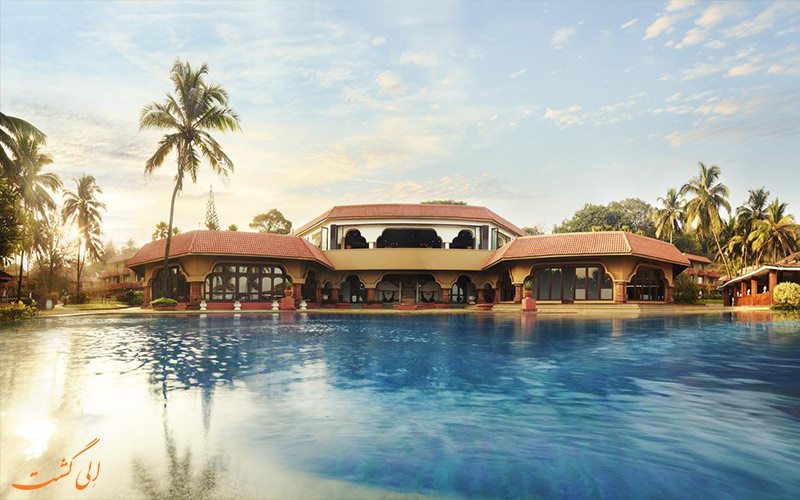 هتل تاج فورد آگودا ریزورت-بهترین هتل های 5 ستاره گوا