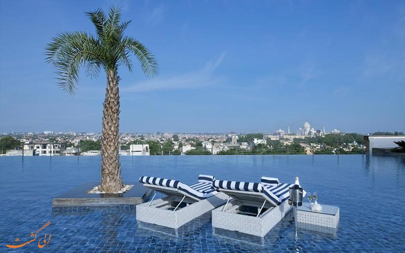 هتل رادیسون بلو از بهترین هتل های 5 ستاره آگرا
