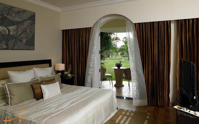 هتل زوری وایت سند گوا از بهترین هتل های 5 ستاره گوا