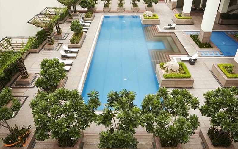 هتل ماریوت جیپور از بهترین هتل های 5 ستاره جیپور