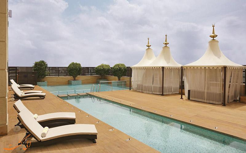 هتل هیلتون جیپور-بهترین هتل های 5 ستاره جیپور