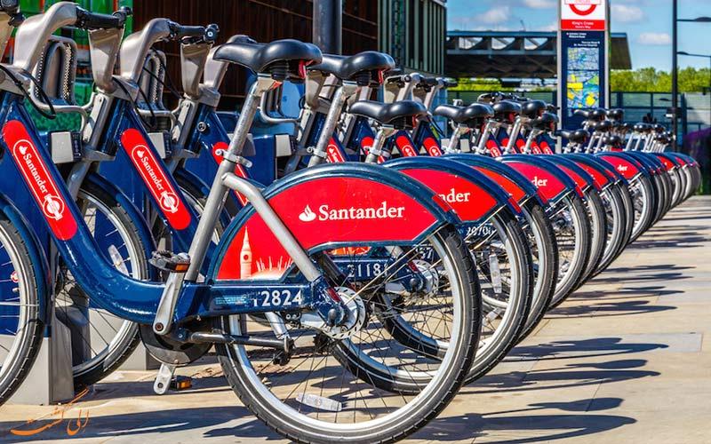 کاهش هزینه های حمل و نقل-دوچرخه