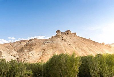شهر غلغله در افغانستان