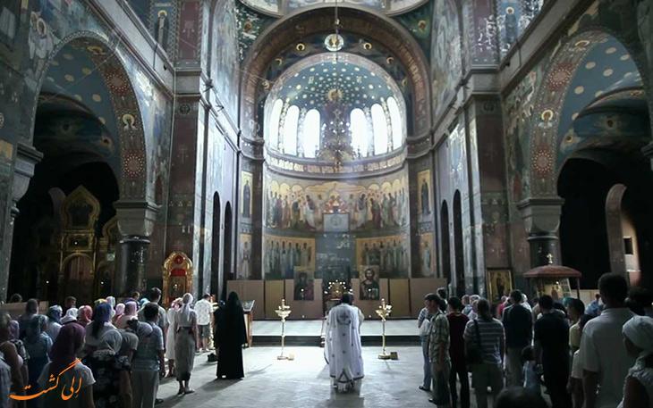 صومعه های مسیحیان