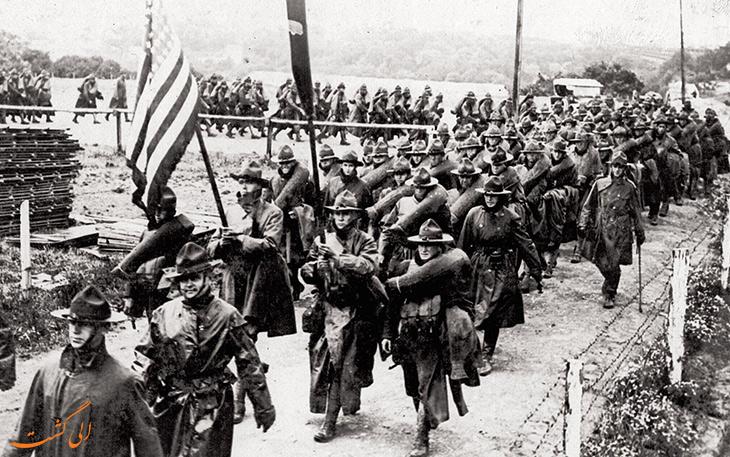 حقایق جنگ جهانی اول